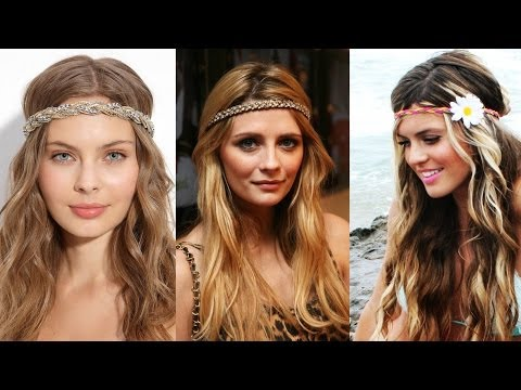 20 Pretty Hairstyles with Headbands