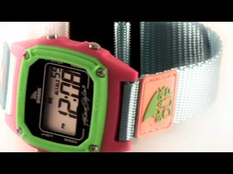 Freestyle Watches | The Shark Clip