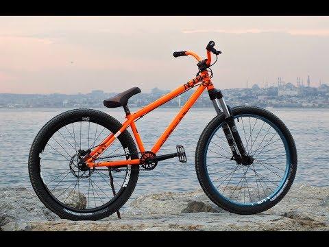Dirt Jump/Street Bisikletim ''Nemo'' / Ns Bikes Majesty Bike Check