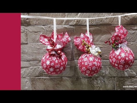 How To Make Pretty Christmas Ornaments - DIY Crafts Tutorial - Guidecentral