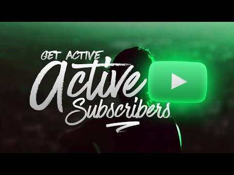 How To Get ACTIVE Subscribers On Your YouTube Channel FAST! (2015/2016)