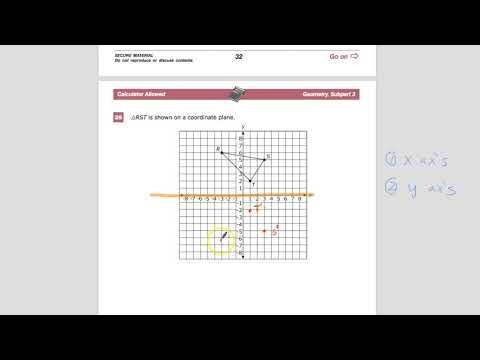 Question 26 - Geometry - TNReady Practice Test