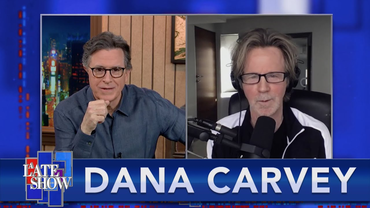 """""""When There's 2 Million Of Them, Count Me In"""" - Dana Carvey On Starting His Podcast"""