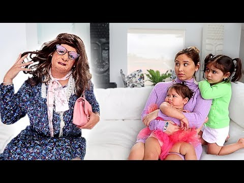 YOU WON'T BELIEVE WHO WE HIRED TO BE OUR NANNY!!! **BAD IDEA**