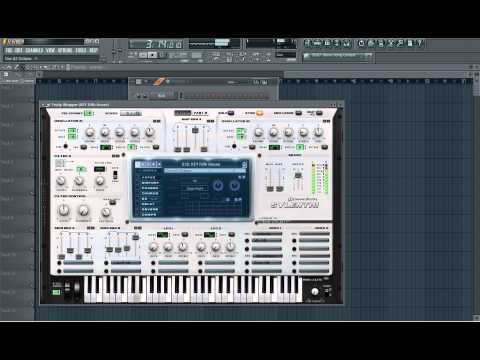 How to make Progressive house bass and Slide - FL Studio -