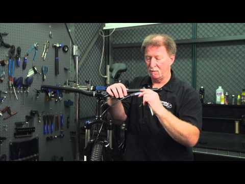 How To Remove And Install Mountain Bike Shifters And Brake Levers By Performance Bicycle