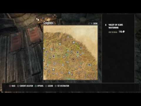 The Elder Scrolls Online: Craglorn Skyshard 13
