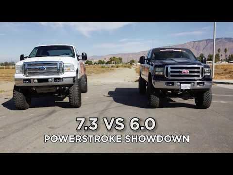 Ford Powerstroke showdown Which is best? 7.3 vs 6.0