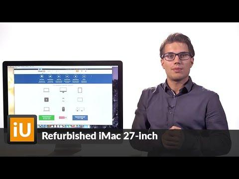 iMac 27 Inch ( Refurbished - Tweedehands )