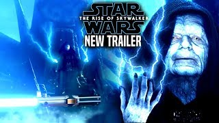 The Rise Of Skywalker New Trailer Shocking News Revealed! (Star Wars Episode 9 Trailer 4)