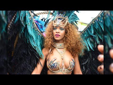 Xxx Mp4 Rihanna Twerks In Bikini At Barbados Carnival 3gp Sex