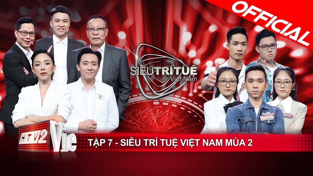 Siêu Trí Tuệ Việt Nam mùa 2 - Tập 7:  Chị em bậc thầy trí nhớ rơi vào ván đấu định mệnh 1-0-2