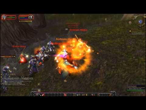 Assault on the Rotbrain Encampment Quest - World of Warcraft