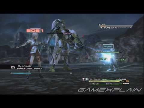 Final Fantasy XIII Video Walkthrough: Odin Eidolon (Chapter 4)