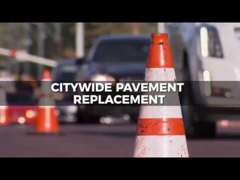 Citywide Pavement Replacement: Investing in Our Scottsdale Project Update