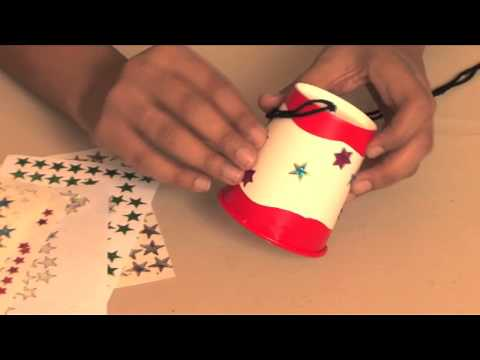 How to make a Jingle Bell - Arts and Crafts