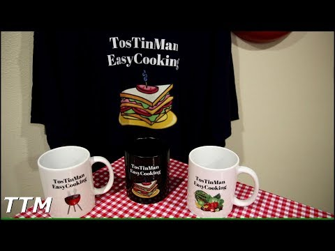 TosTinMan Merch~T-Shirts, Mugs, Etc.