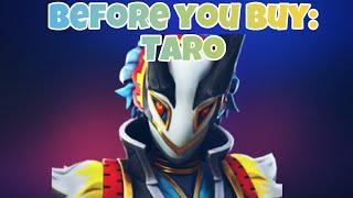 fortnite taro skin review and showcase before you buy - fortnite taro skin