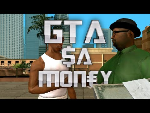 Easiest way for Money on GTA: SAN ANDREAS