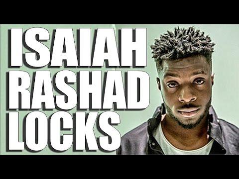 ISIAH RASHAD HIGHTOP DREADS