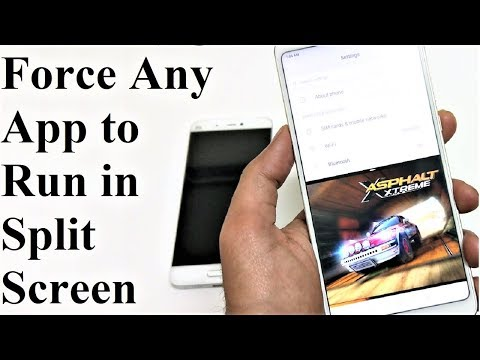 How to Force Any App or Game to Run in Split Screen on ANY Xiaomi Smartphone