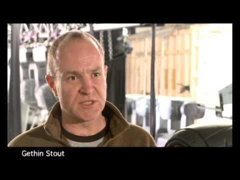 Virgin Media - Making of the Broadband TV ad