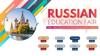 Russian Education Fair 2019 | Rus Education