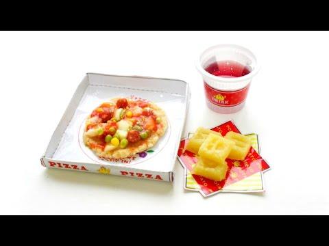 Popin Cookin Mix Pizza「ミックスピザ」