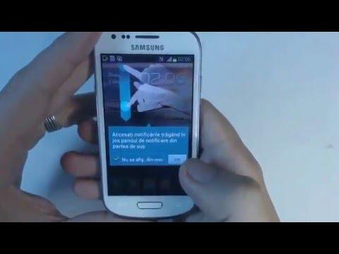 Cara hard reset Samsung Galaxy S3 mini I8190