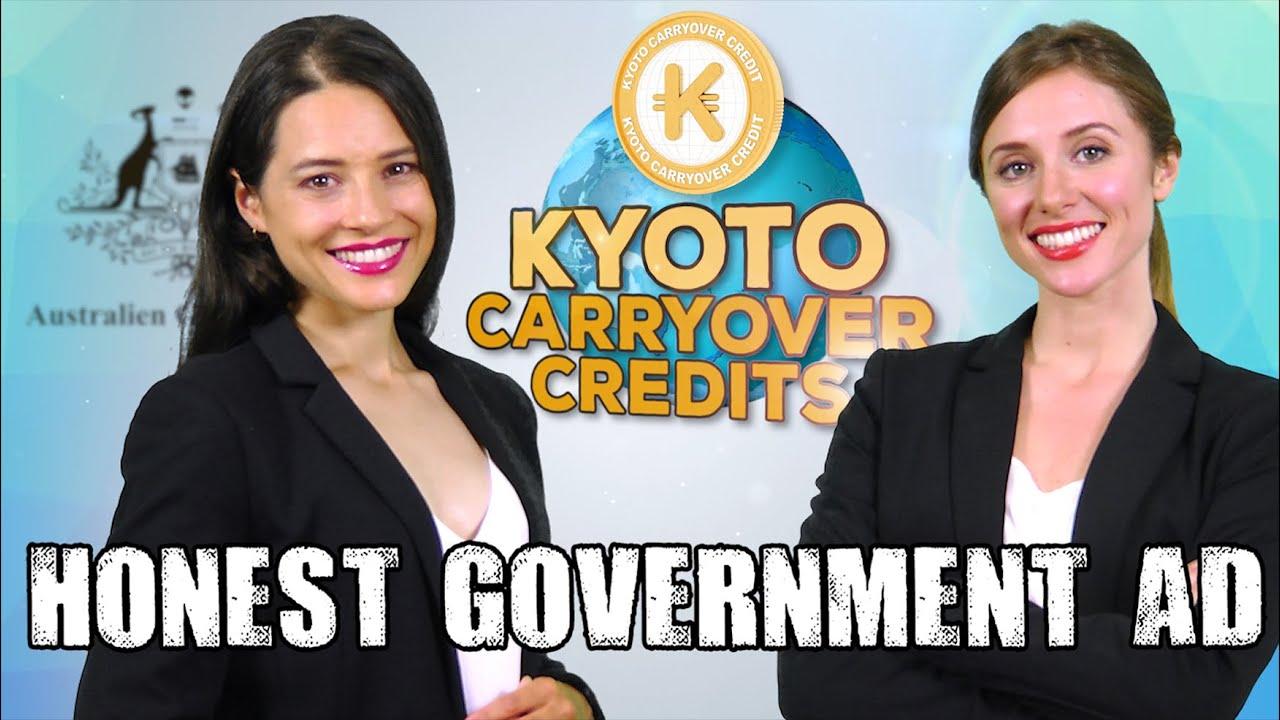 Download Honest Government Ad | Kyoto Carryover Credits MP3 Gratis