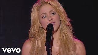 Shakira - Je L'aime A Mourir (Live From Paris)