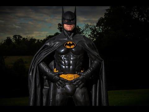 Batman Cape Attachment Tutorial