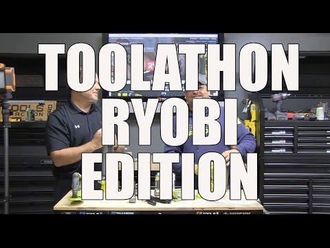 New RYOBI tools for 2016 and 2017 - TOOLATHON