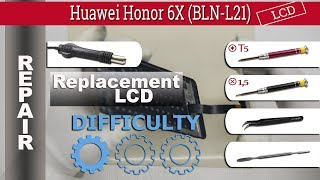 How to disassemble 📱 Huawei MediaPad T3 (bg2-w09) Take apart