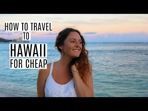 HOW TO BUDGET A TRIP TO HAWAII