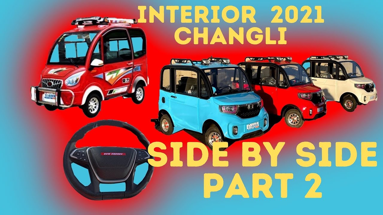 Part 2: Comparing the Changli side by side interior deep dive.