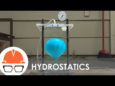 Boil Water at Room Temperature! - Hydrostatics