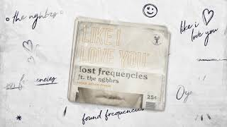 Lost Frequencies ft. The NGHBRS - Like I Love You (ORJAN NILSEN REMIX)
