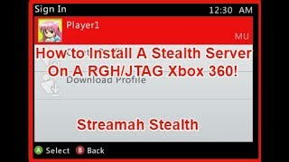 Best Xbox Live Stealth Server 17526 - Streamah Stealth 2018