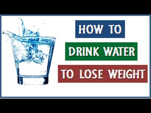 Hot water for weight loss - How to drink water to lose weight - Hot Water Benefits.