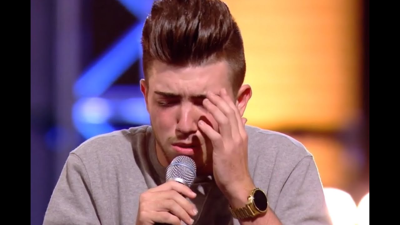Christian Burrows Brings Judges To TEARS Again | The X Factor UK