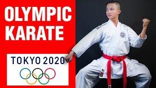 Karate in the Olympics | ART OF ONE DOJO