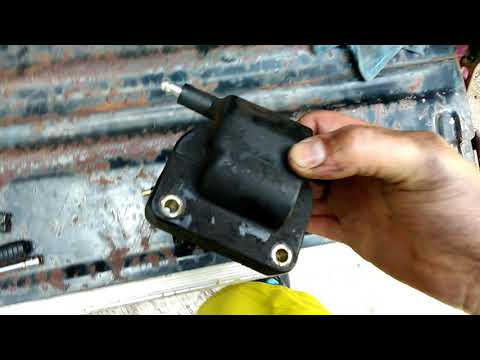 How to replace ignition coil on 97 jeep grand Cherokee 4.0