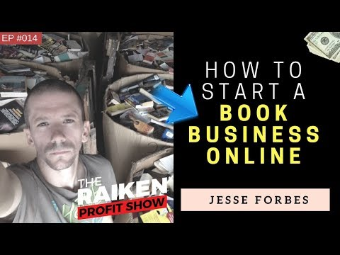 How To Make Money Selling Books Online With Jesse Forbes