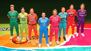 Australia's leading players launch WBBL|05