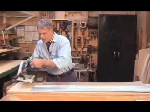 Cutting Veneer with a Festool Saw