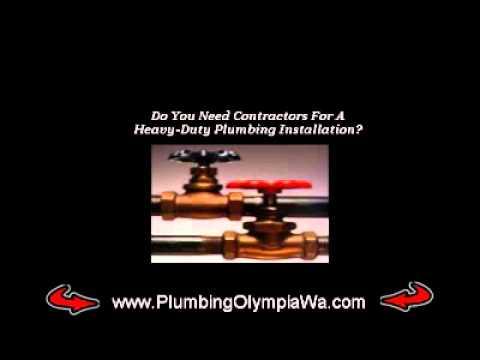 Washington State Plumbing Contractors