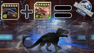 Jurassic World The Game New Hybrids 2018 Videos 9videos Tv