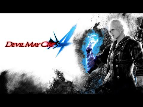 DEVIL MAY CRY 4 All Cutscenes Movie (Game Movie) - w/ All Boss Fights - Endng