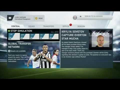 FIFA 14 Career Mode Cheats